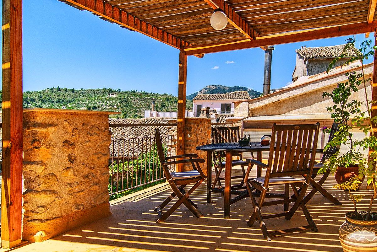 Ref:A14176 Villa For Sale in BENILLOBA