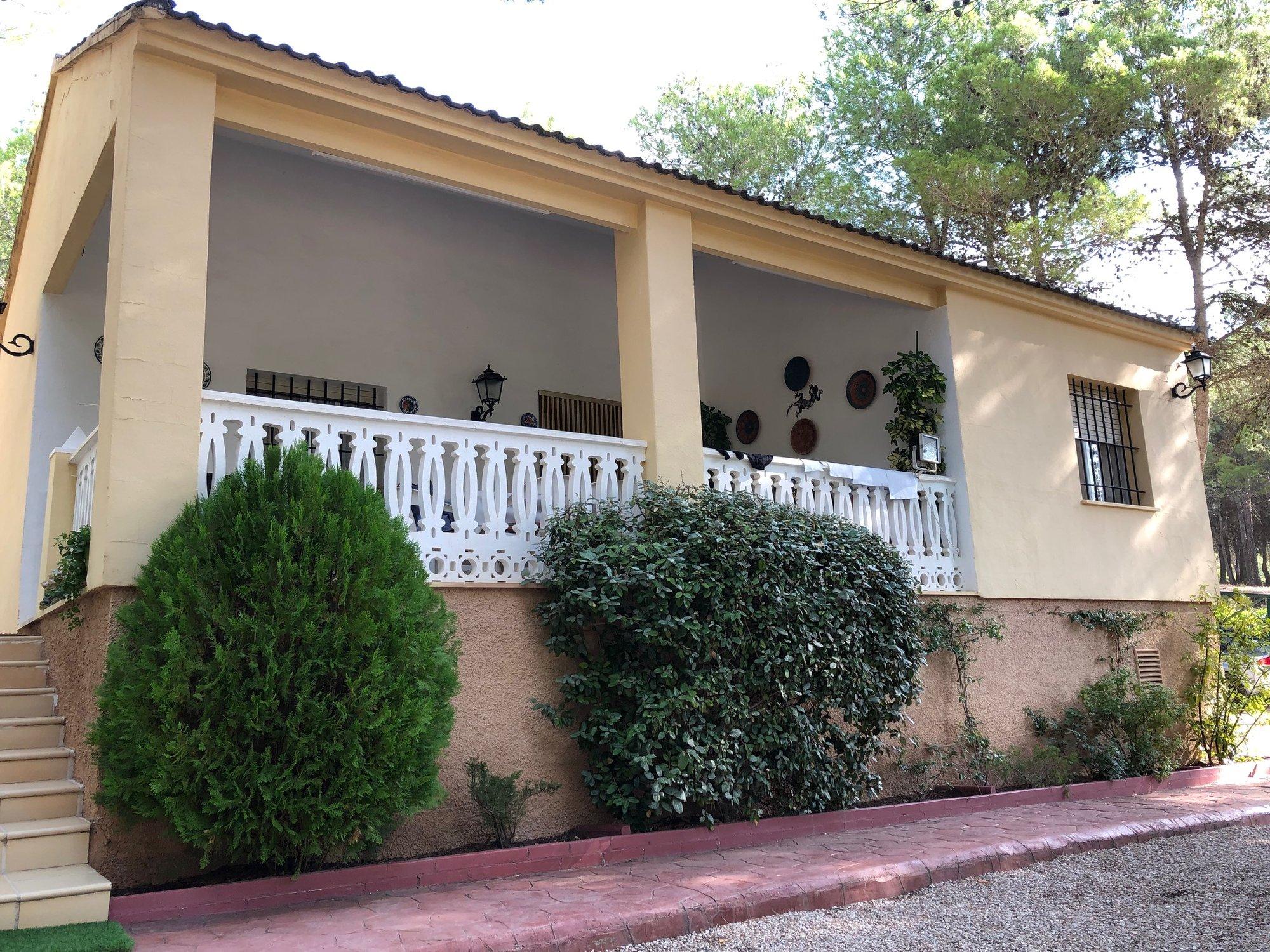 Ref:A17165 Villa For Sale in ALCOY
