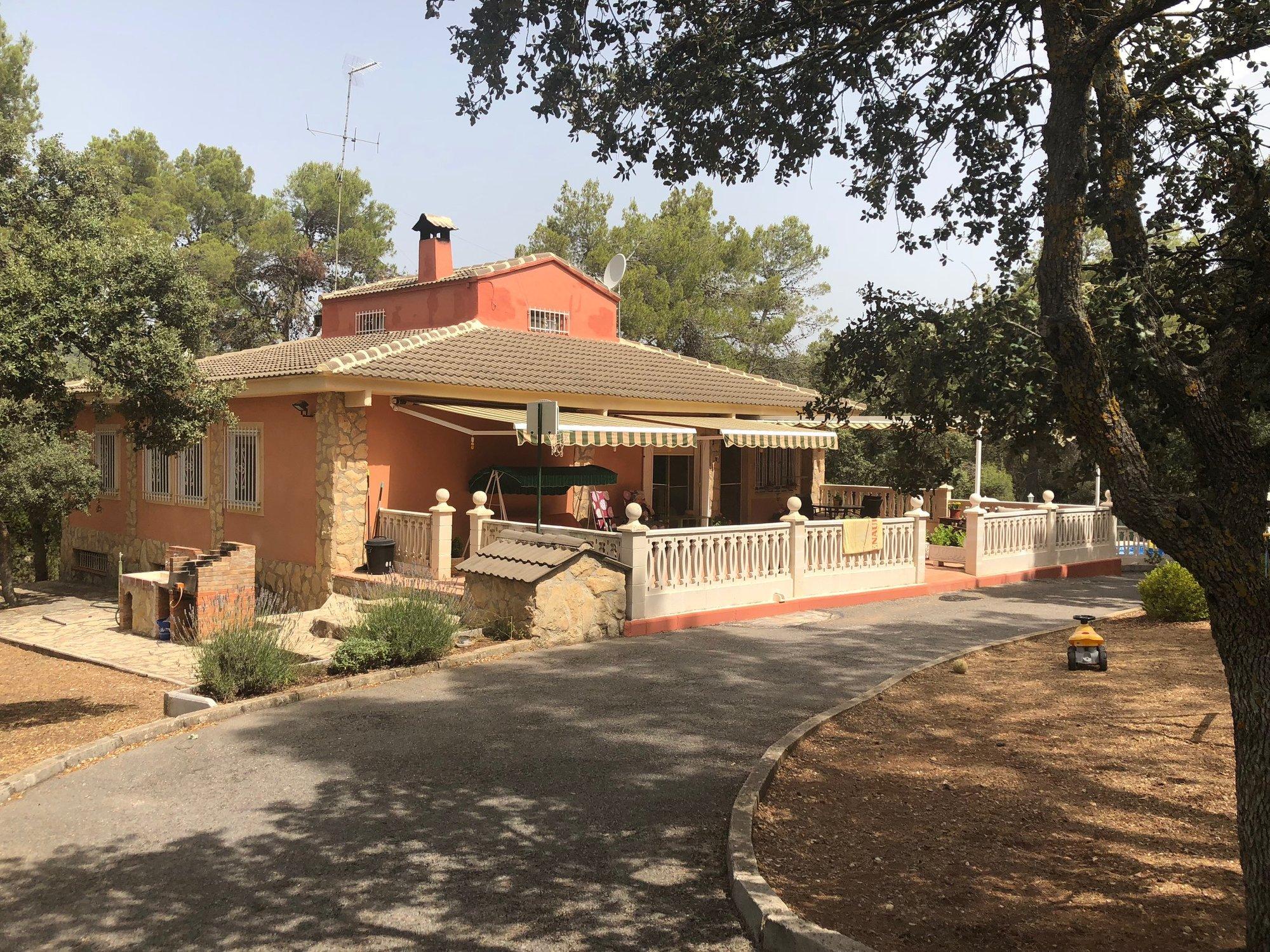 Ref:A5101 Villa For Sale in ALCOY