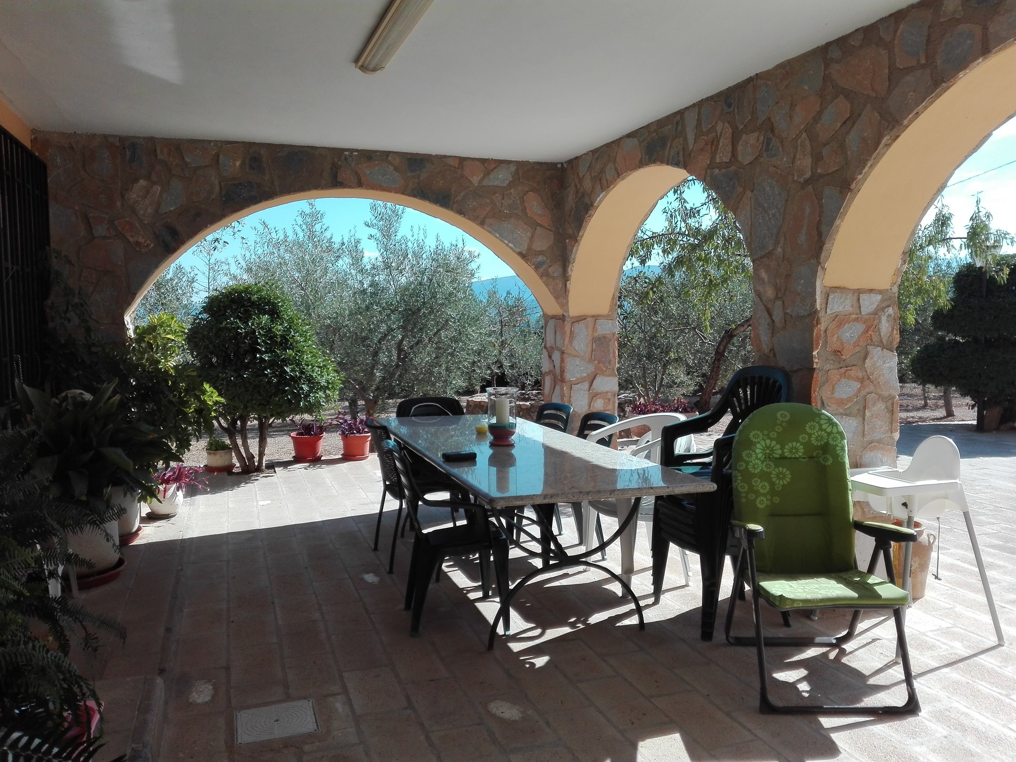 Ref:A15501 Villa For Sale in COCENTAINA