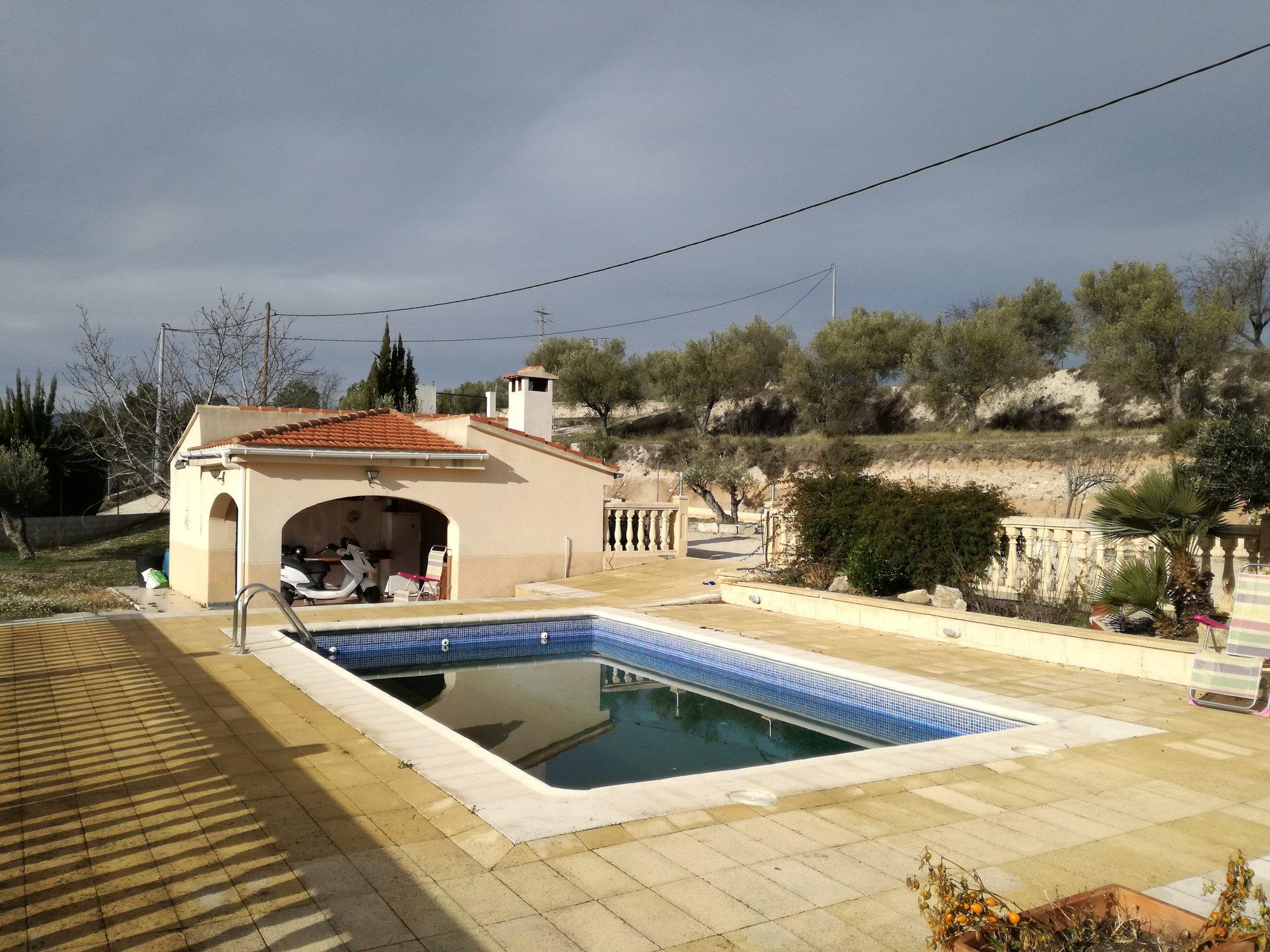 Ref:A14639 Villa For Sale in MILLENA