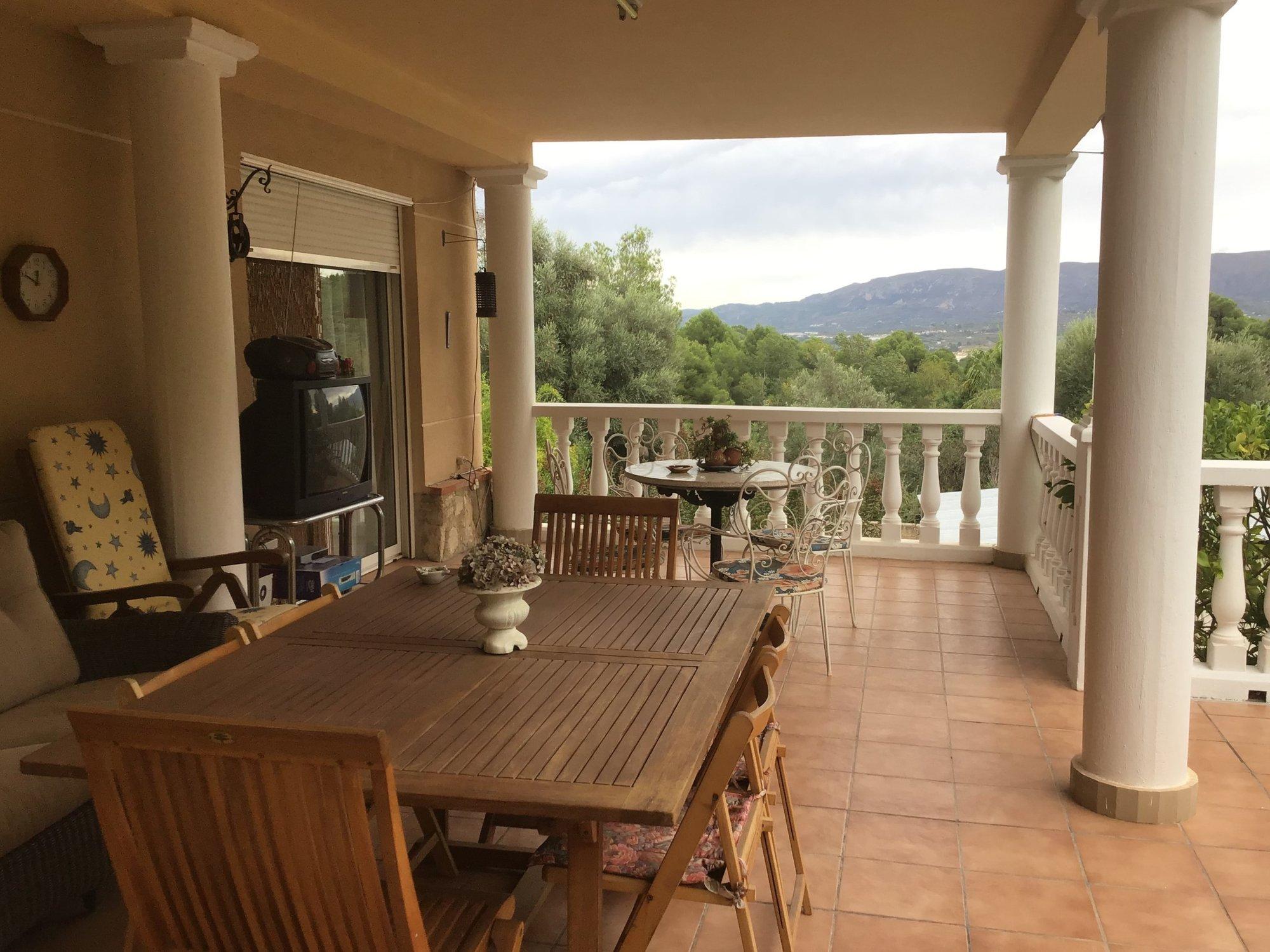Ref:A18118 Villa For Sale in MURO DE ALCOY