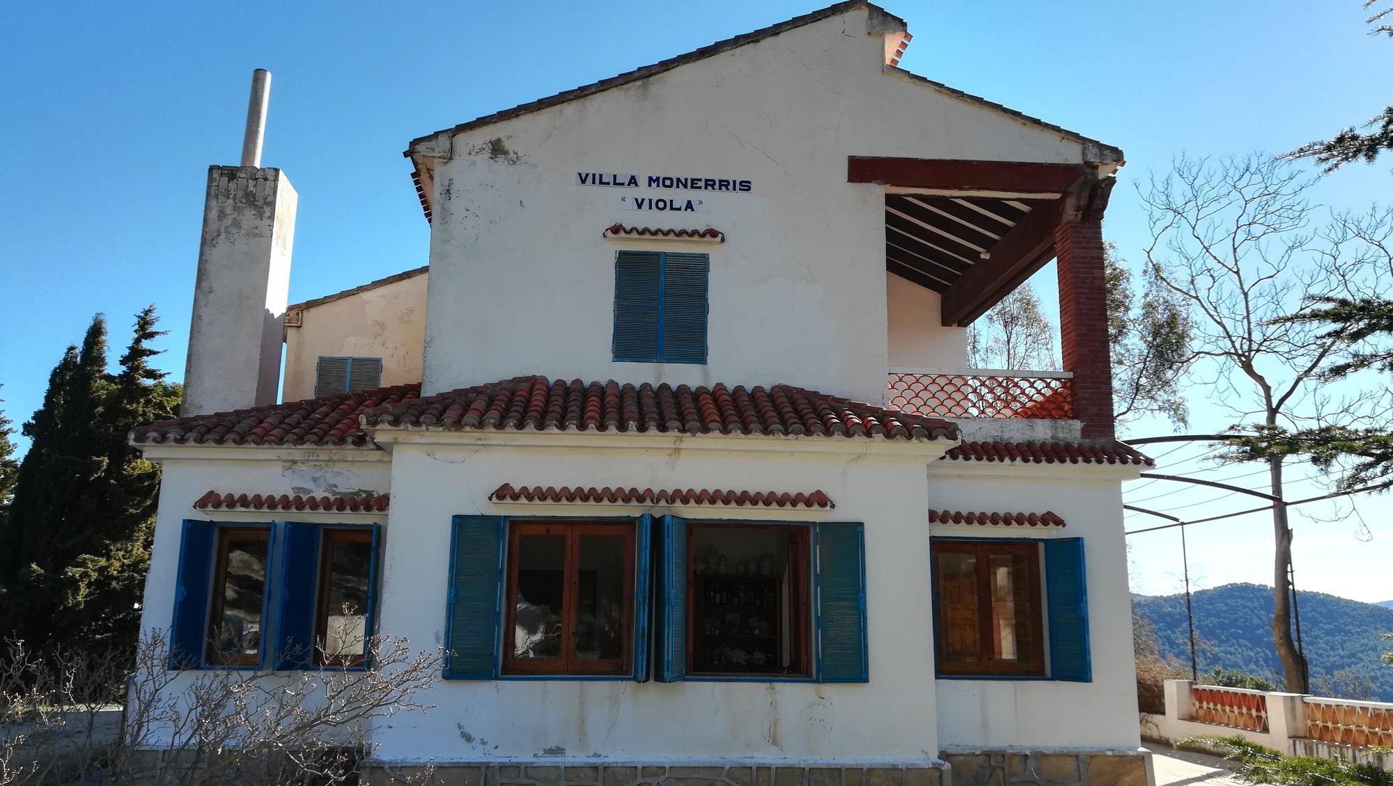 Ref:A17526 Villa For Sale in JIJONA