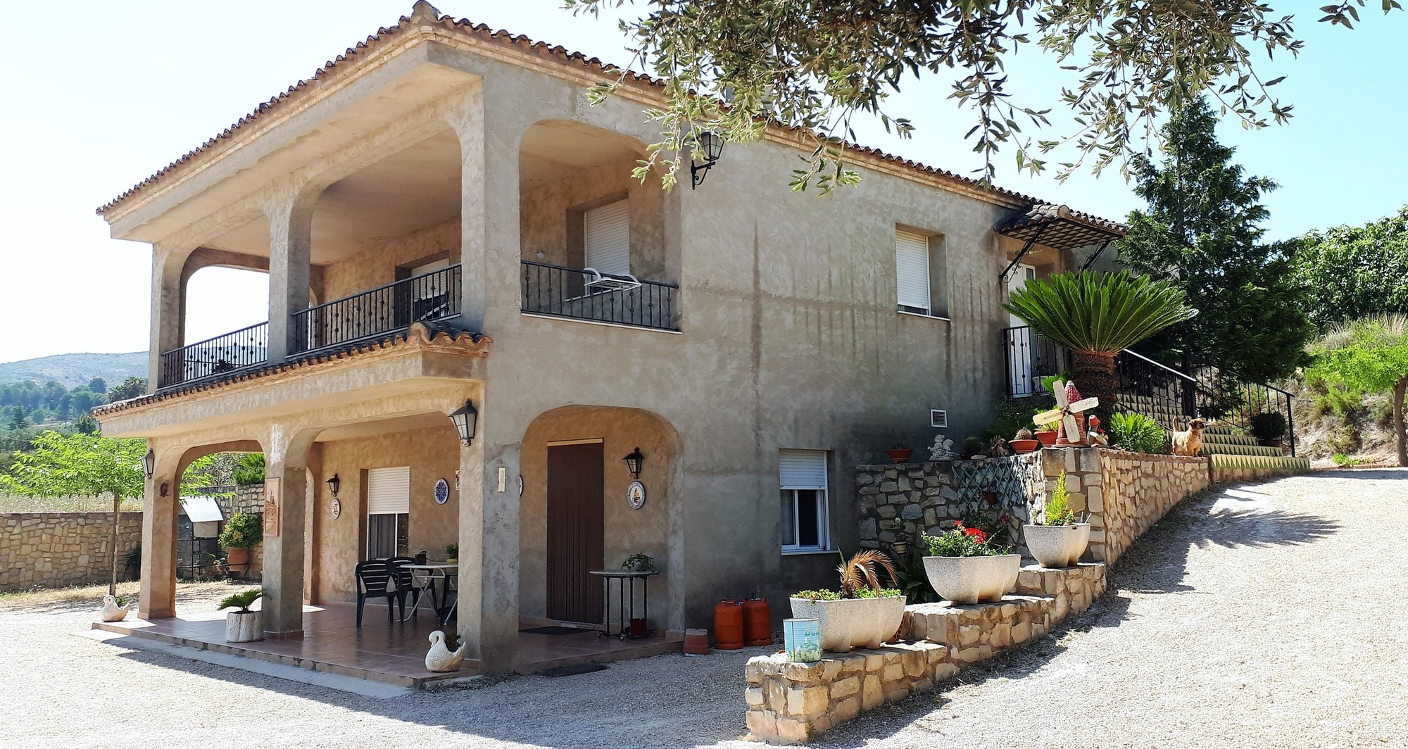Ref:O10269 Villa For Sale in ONTINYENT