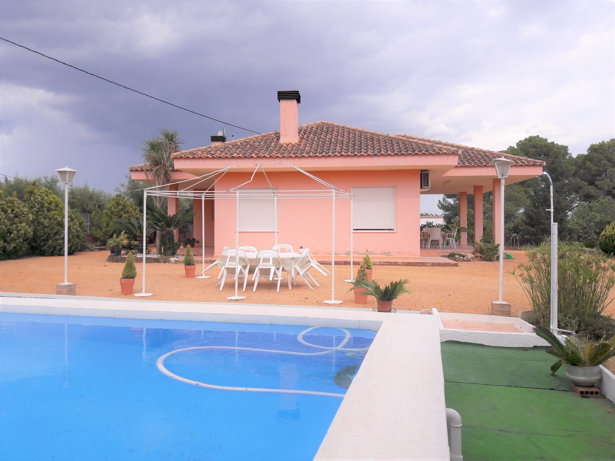 Ref:O11256 Villa For Sale in ONTINYENT
