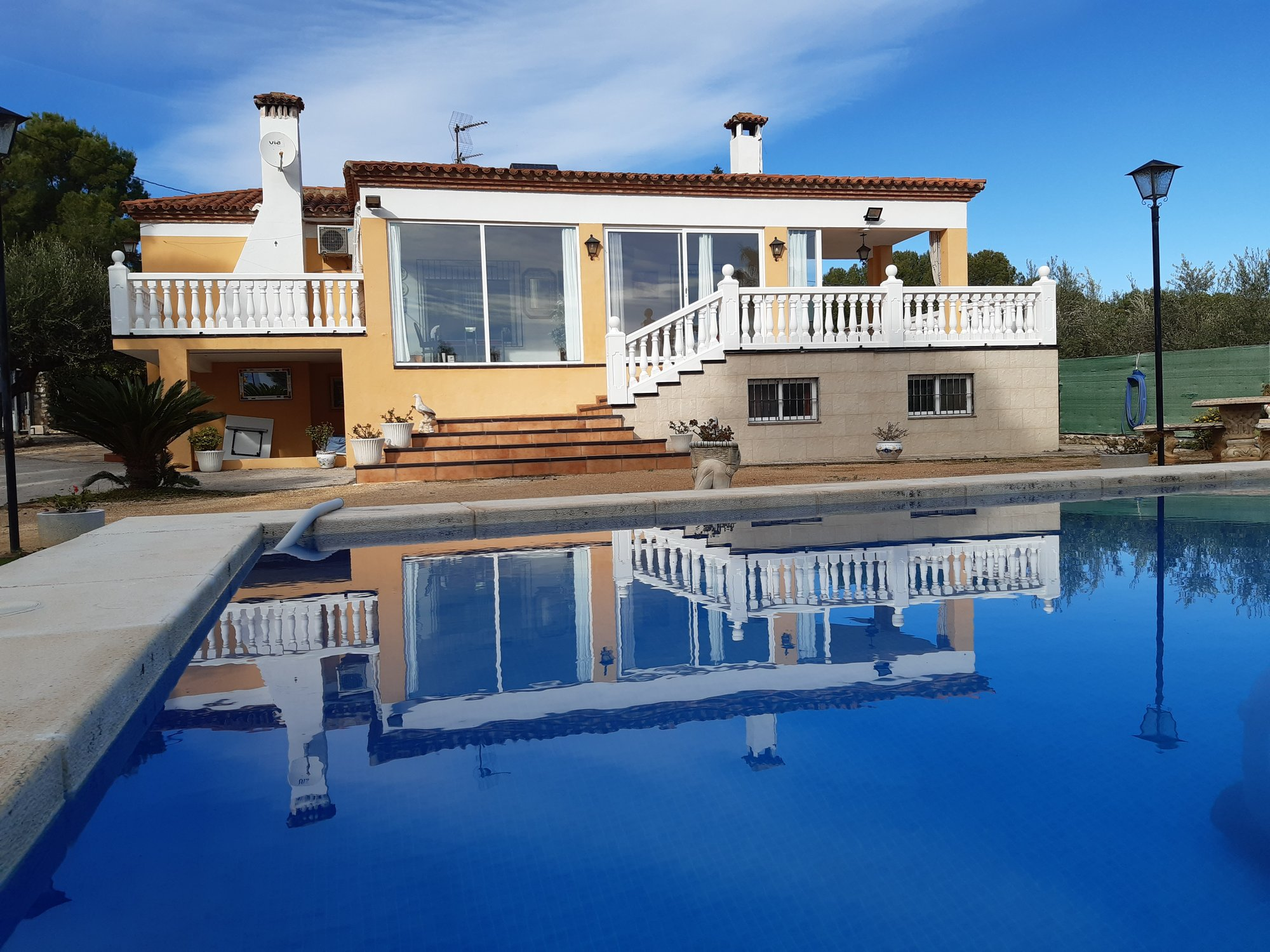 Ref:O11426 Villa For Sale in ONTINYENT