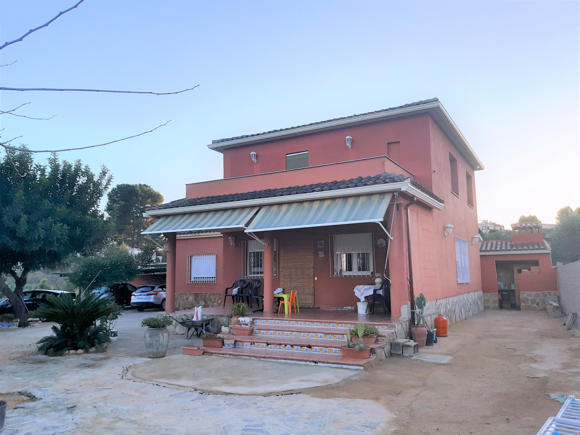 Ref:O11492 Villa For Sale in ONTINYENT