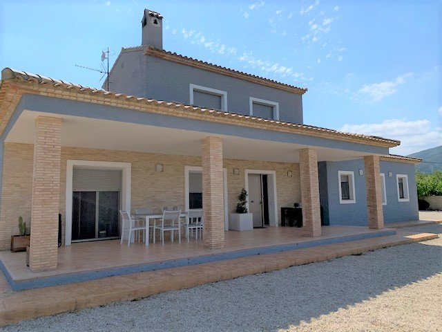Ref:O11684 Villa For Sale in ONTINYENT