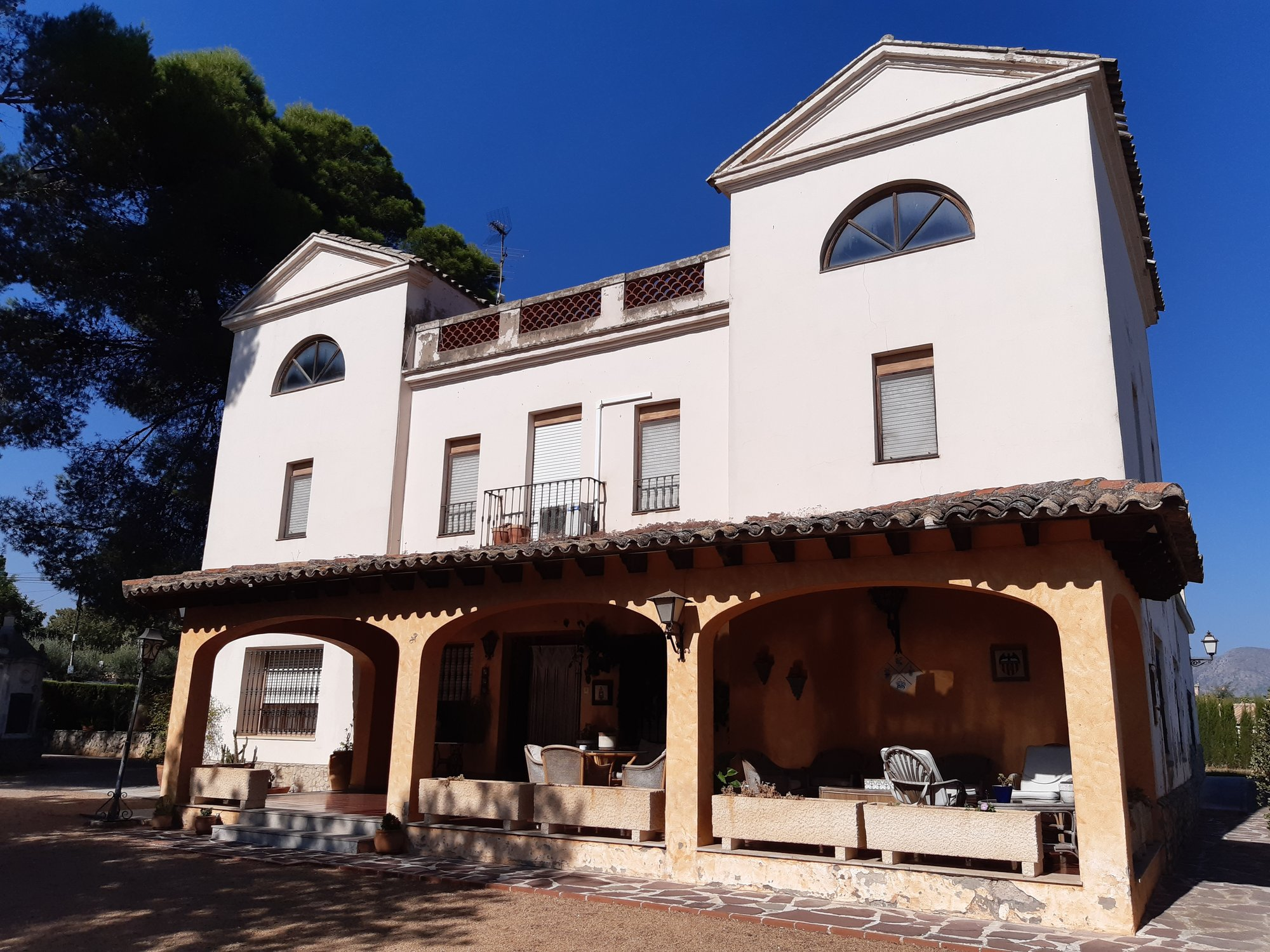 Ref:O12011 Villa For Sale in ONTINYENT