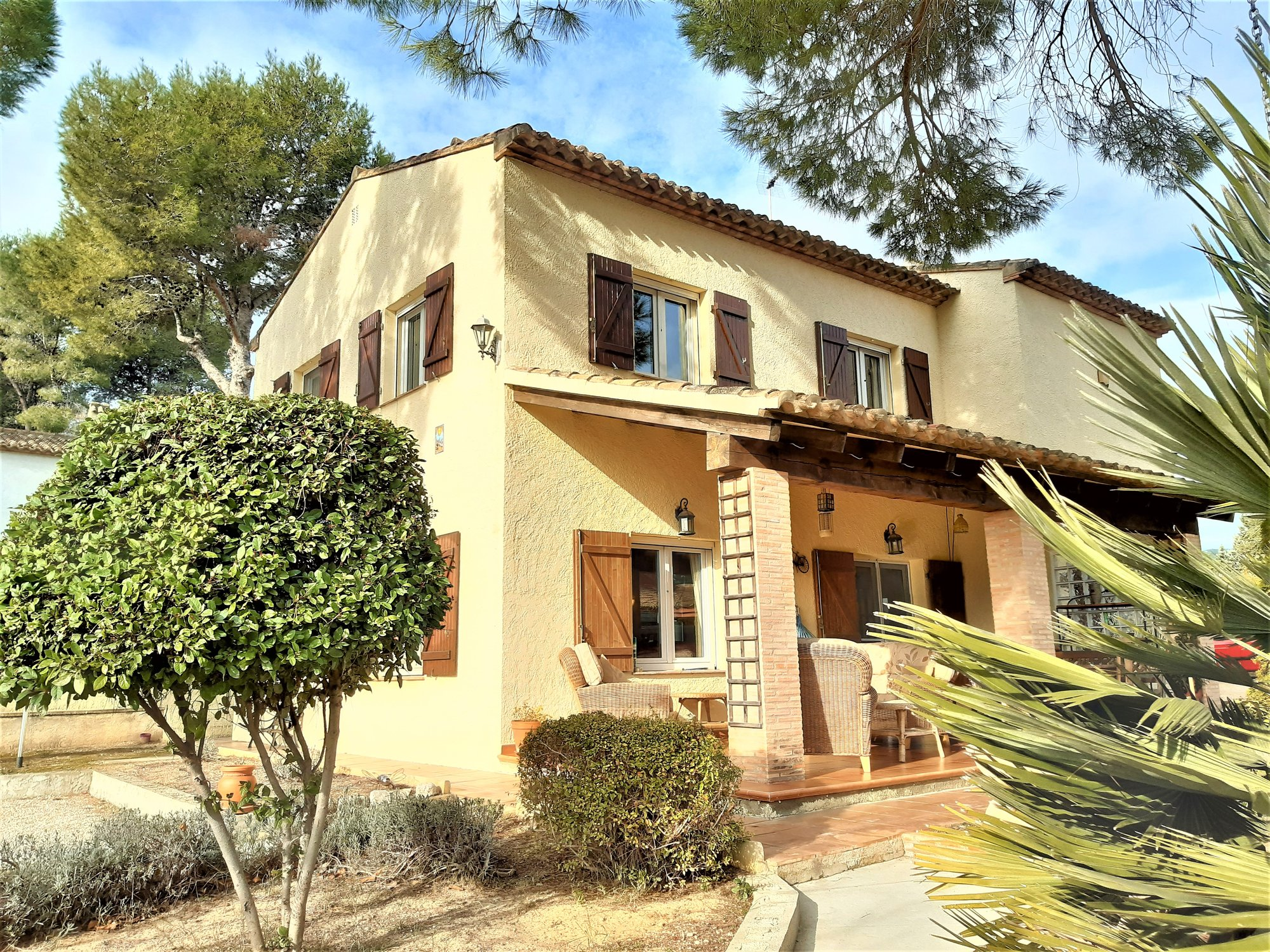 Ref:O12187 Villa For Sale in ONTINYENT