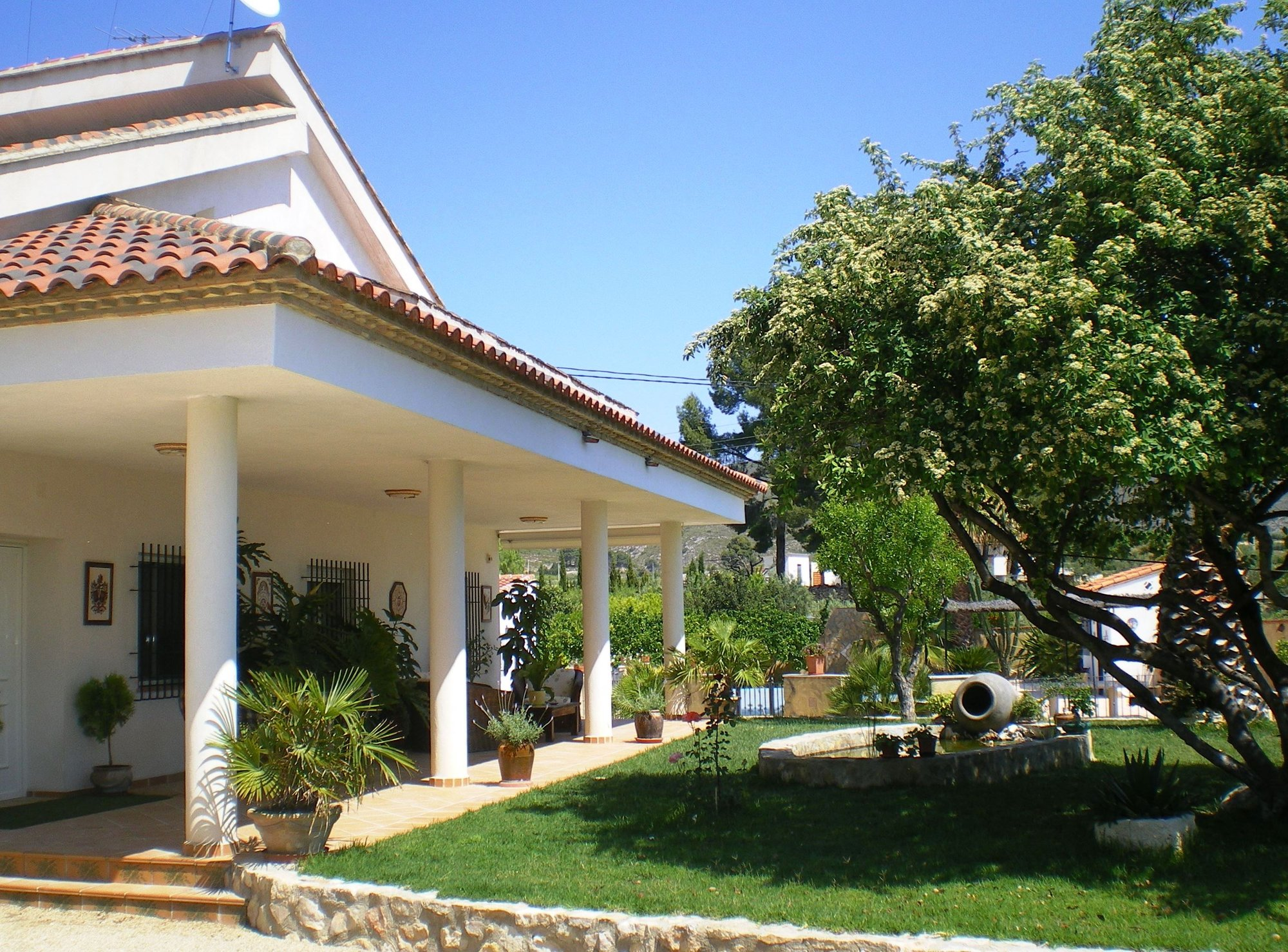 Ref:O5284 Villa For Sale in ONTINYENT