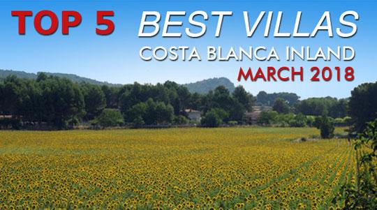 Top 5 Villas